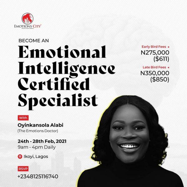 Emotional_Intelligence Certified Specialist Training 2021