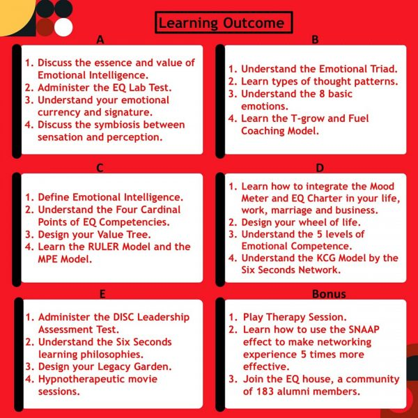 Emotional Intelligence Certified Specialist Training 2021 Emotions City