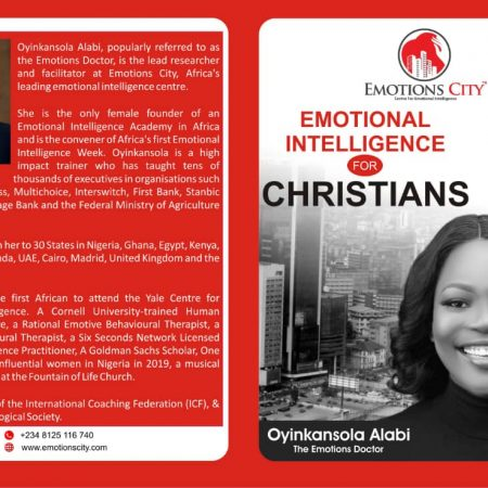 Emotional Intelligence for Christians Virtual Trainings 2021